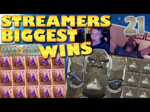 Streamers Biggest Wins – #21 / 2018