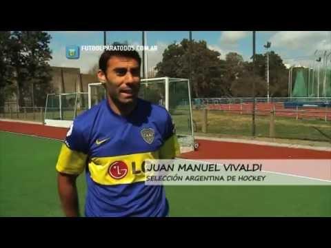 """Juan Manuel Vivaldi: """"Hinchas de Selección"""""""