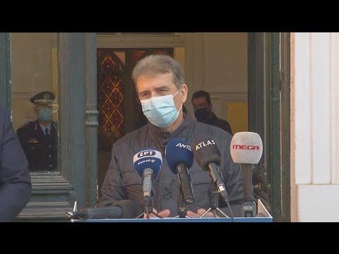 Μ. Χρυσοχοΐδης: Ο άμεσος στόχος είναι να δώσουμε δέκα μέρες στο Σύστημα Υγείας για να ανασάνει