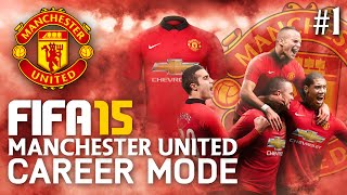 Video FIFA 15 | Manchester United Career Mode - A NEW UNITED! #1 MP3, 3GP, MP4, WEBM, AVI, FLV Desember 2017