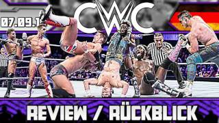 Nonton Wwe Cwc Review   07 09 16  S01e09    Bald Ist Es Vorbei   Deutsch German  Film Subtitle Indonesia Streaming Movie Download