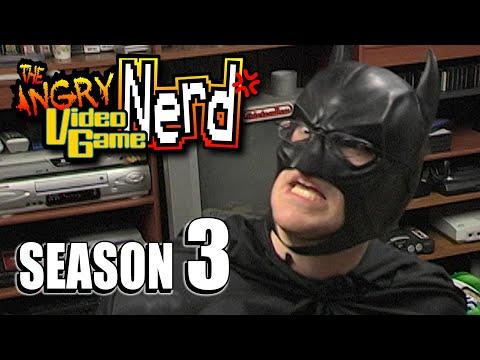 Angry Video Game Nerd - Season 3 (AVGN Full Season Three)