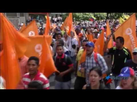 Oposición venezolana convoca a toma de sedes del Consejo Electoral