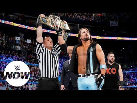 Full WWE Fastlane 2018 results