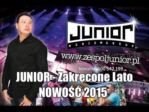 Junior - Zakręcone Lato audio