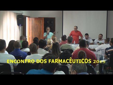 ENCONTRO DOS FARMACÊUTICOS 2015 em Embu das Artes/SP