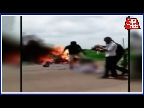 Video VIDEO: Youth Charred To Death After Bike Accident download in MP3, 3GP, MP4, WEBM, AVI, FLV January 2017