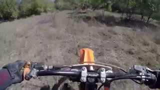 8. Trail Ride 2014 KTM 350 SX-F