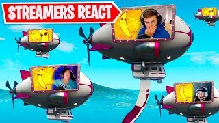 KILLING FORTNITE TWITCH STREAMERS with REACTIONS! - Fortnite Funny Rage Moments ep33