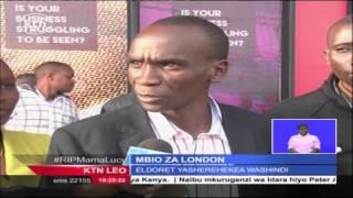 Mabingwa Wa Mbio Za London Marathon Warejea Nyumbani