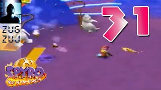 Lets Play Spyro 3 - Year Of The Dragon (German) [Blind/117%+Könnerpunkte] Vol.31 - F... YOU GRABBER