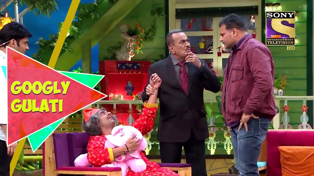 Dr. Gulati Meets The CID Team | Googly Gulati | The Kapil Sharma Show