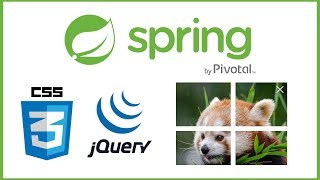 How to add static resources in Spring MVC Java Images CSS