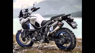 6. New 2016 Yamaha Super Ténéré Worldcrosser 2017 Motor Adventure Bike