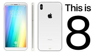 iPhone 8 Latest Leaks! Schematics, Specs & New Price