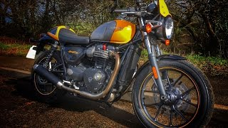 2. Living with the Triumph Street Cup - Long Term Review