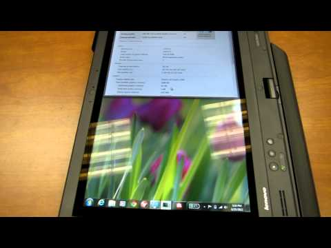 ThinkPad X230 Tablet (X230t) First Thoughts Review