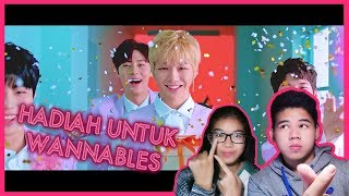 "Video WANNA ONE ""I PROMISE YOU"" MV Reaction - FANGIRL AKUT MP3, 3GP, MP4, WEBM, AVI, FLV Maret 2018"