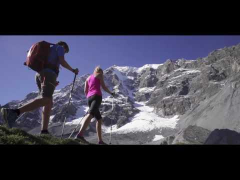 Südtirol - Wandern im Vinschgau / Alto Adige - escursioni in Val Venosta