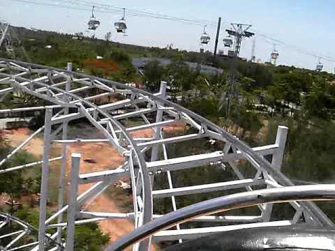Roller Coaster In Queensland Chennai