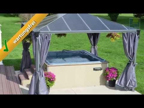 Palermo™ Pavillon - Outdoor-Überdachung für Ihren Garten (DE)