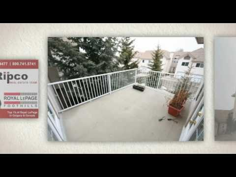 Indian Bluff&#8217;s Town House Condo in Patterson Hill Calgary Alberta.