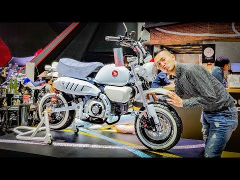 300 Triệu mua chiếc Honda Monkey ĐỘ khủng này - Thời lượng: 10:42.