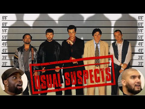 THE USUAL SUSPECTS (1995) MOVIE REACTION!!