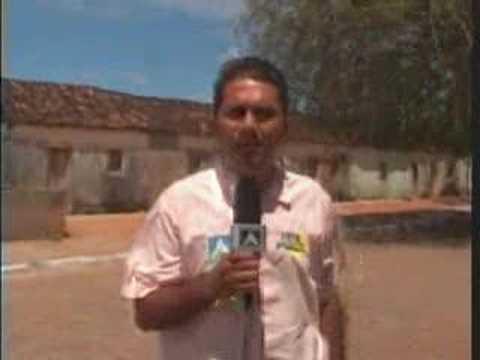 Nunes Araújo foi a Dom Inocêncio conhecer a seca da região