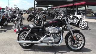1. 447803 - 2013 Harley Davidson Sportster 883 SuperLow XL883L - Used motorcycles for sale