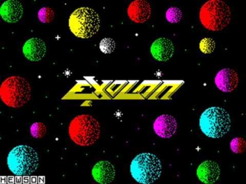 Exolon 128K Spectrum Title Music