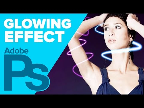 Glow Effects in Photoshop!