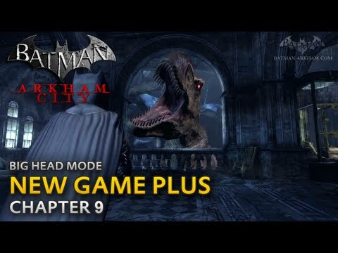Batman: Arkham City - New Game Plus - Chapter 9 - The Museum