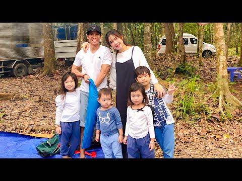 Travel Thác Mai, Đồng Nai, Việt Nam | Ly Hai Minh Ha Family - Thời lượng: 26 phút.