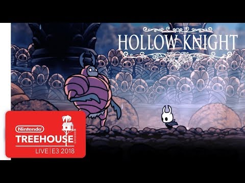 Hollow Knight Gameplay - Nintendo Treehouse: Live | E3 2018