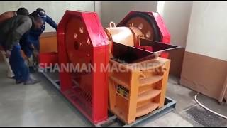 jaw crusher for sale,rock crushing machine,Concrete Crusher in low price youtube video