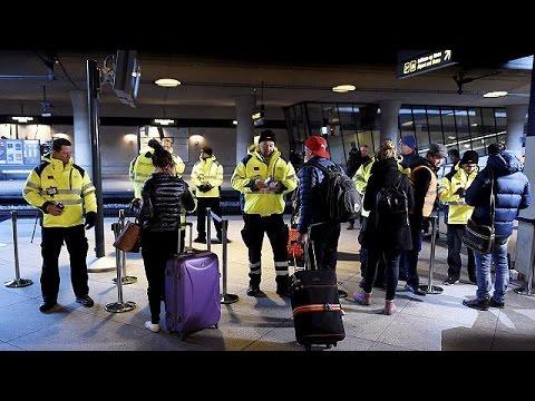 Σκανδιναβία: Εν αμφιβόλω η Σένγκεν με τους μεθοριακούς ελέγχους