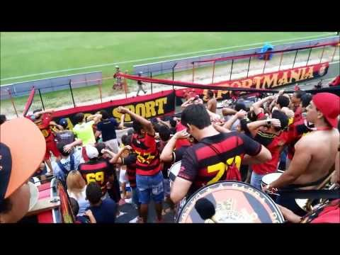 Video - BRAVA ILHA - SPORT X paysandu - Vamos Sport - Brava Ilha - Sport Recife - Brasil
