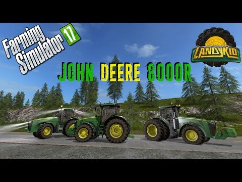 John Deere 8R Series BETA v2