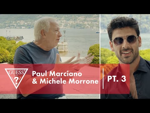 Part Three: Sit Down with Michele Morrone and Paul Marciano
