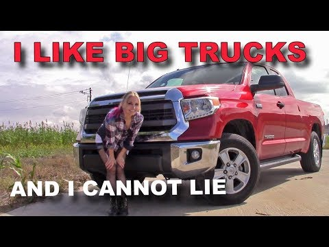 Trucks, From a Short Girl's Perspective | TOYOTA TUNDRA SR5