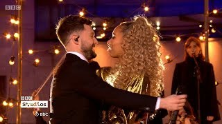 Video Calum Scott & Leona Lewis – You Are The Reason Live on The One Show +Interview. 14 Feb 2018 MP3, 3GP, MP4, WEBM, AVI, FLV Maret 2018