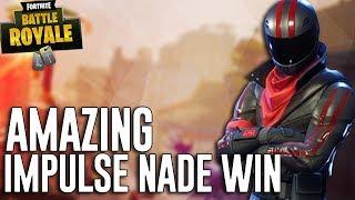 Video Amazing Impulse Nade Win! - Fortnite Battle Royale Gameplay - Ninja MP3, 3GP, MP4, WEBM, AVI, FLV Juni 2018