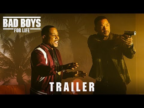BAD BOYS FOR LIFE - Trailer 2 - Ab 16.1.20 im Kino!