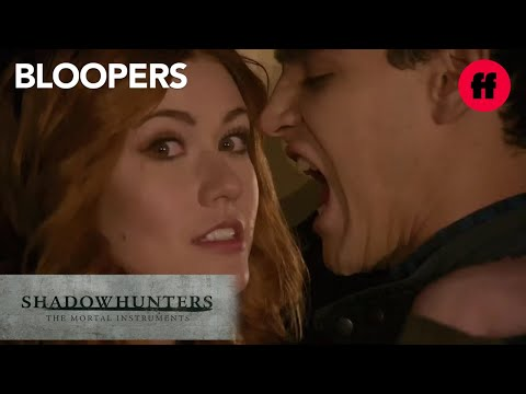 Shadowhunters | Bloopers Season 2, Part 1 | Freeform
