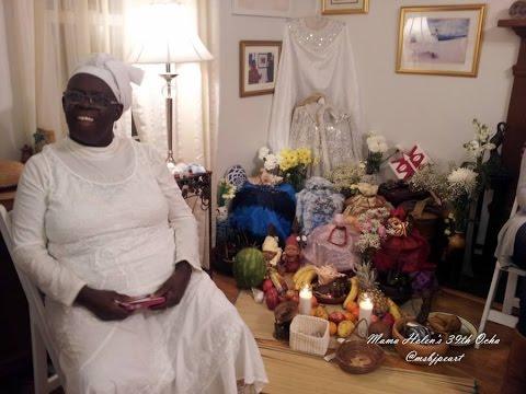 Ibae Tonu Mama Helen Salako Phillips - Maferefun Obatala - Orisa Eepa!