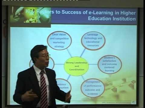 OOE Spezial Diskussion: Was wir  've von e-Learning in Korea gelernt   Teil 1 von 2