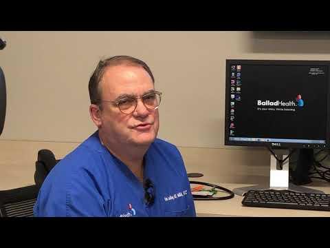 Video: Hadley talks cardiac care
