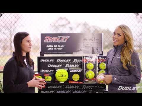 "10"" Jennie Finch Soft Training Ball - 12 Pack"