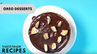 10 OREO Dessert Recipes That Will Elevate Your Favorite Cookie! by Tastemade